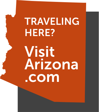 Map Of Arizona Destinations.Arizona Office Of Tourism Tourism Az